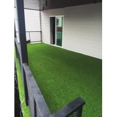 หญ้าเทียมเพื่องานตกแต่งบ้าน คอนโด